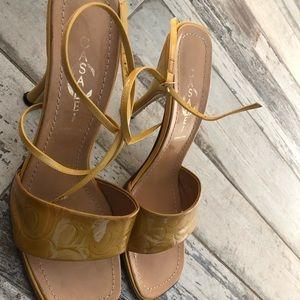 Casadei banana heels